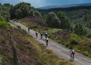 cycle between aberdeen and inverness