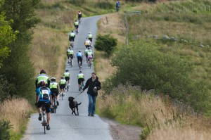 Ride the North 2015 Cycle challenge raising money for charity, with 850 riders cycling from Inverness to Elgin to Stonehaven over 2 days 28th-29th August 2015 picture by Alex Hewitt alex.hewitt@gmail.com 07789 871 540